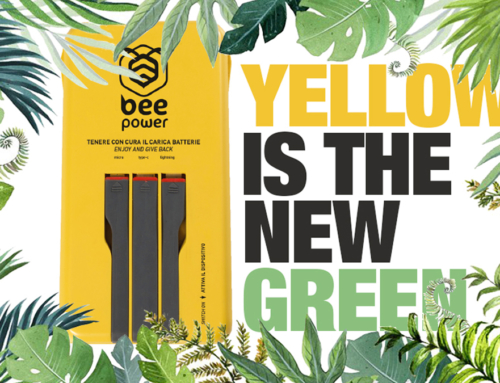 BeePower: Yellow is the new Green!