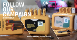 Beepower: follow our campaign on Indiegogo